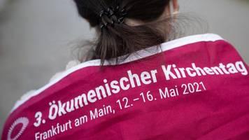 Kirche: Steinmeier warnt bei Kirchentagseröffnung vor Spaltung
