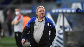 2. Liga: HSV-Interimstrainer Hrubesch setzt auf gute Laune