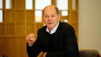 SPD-Kanzlerkandidat Scholz: Pflegeausbildung unterstützen