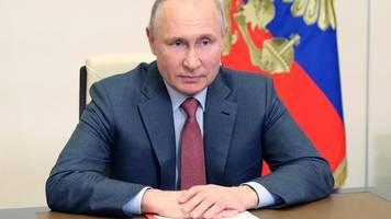Russlands Präsident Wladimir Putin wirft Ukraine politische Säuberungen vor