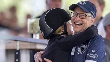 Bill Gates: So trotzt er mit Tochter Jennifer der Scheidungskrise