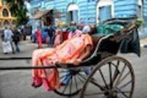 nächstenliebe in der krise - indien am corona-limit: rikschas und eine dating-app geben menschen neue hoffnung