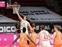 Bayern-Basketballer im Pokal: Wir haben das Spiel eigentlich zweimal verloren