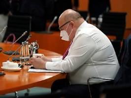 zurück zu alter stärke?: altmaier: krise ist 2022 überwunden