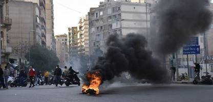 Libanon: Strom-Krise - Der perfekte Kurzschluss