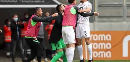 Bundesliga-Abstiegskampf: FC Augsburg und Hertha BSC sichern sich den Klassenerhalt