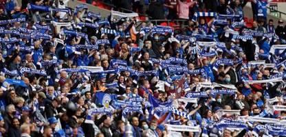 FA Cup: Leicester City gewinnt gegen FC Chelsea