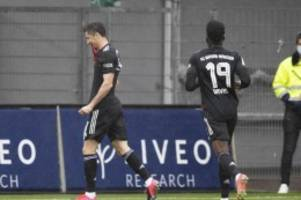 33. Bundesliga-Spieltag: Lewandowski egalisiert 40-Tore-Rekord von Müller