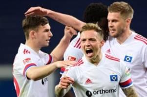 Aufstiegskampf: Horst Hrubesch: Das größte HSV-Problem ist der Torjubel