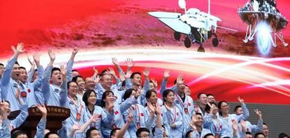 Chinas Raumfahrt ist meisterhaft – und kriminell