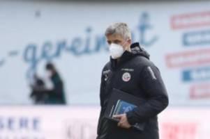 Fußball: Hansa Rostock nach 1:0 in Unterhaching Tabellenführer