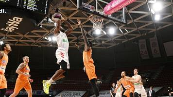 bbl-pokal - hoeneß leidet mit: bayerns basketballer nach krimi im finale