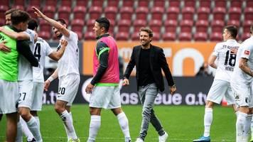 Bundesliga - FCA-Manager Reuter: Trainerwechsel ist aufgegangen