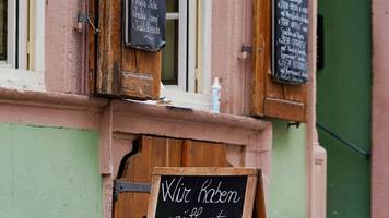 gastronomie-Öffnung in heidelberg verhalten angelaufen