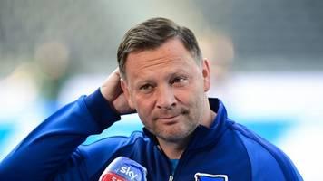 Hertha-Retter Dardai vermeidet klare Aussage zu Trainer-Job