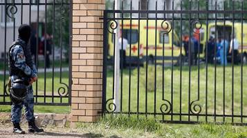 Russland: Mehrere Schulen wegen Bombendrohungen geräumt