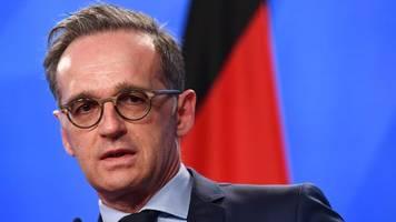 Maas erteilt Impfstoffdiplomatie Absage