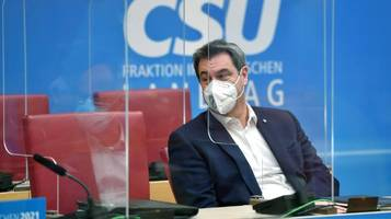 Söder lässt trotz Niederlage Wahlkampf-Plakate drucken