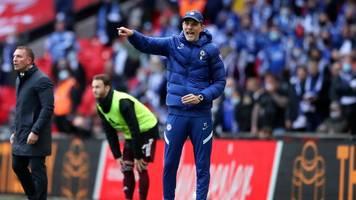 Finale in London: Chelsea verliert FA-Cup-Endspiel gegen Leicester City