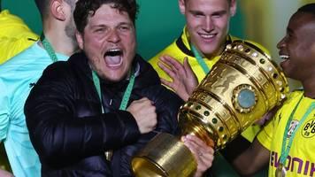 Vor Mainz-Gastspiel: Pokalsieger-Coach Terzic lässt BVB-Zukunft offen