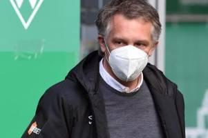 Baumann: Werder-Finanzsituation nicht existenzbedrohend