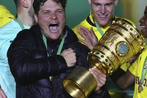 Pokalsieger-Coach Terzic lässt BVB-Zukunft offen
