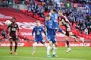 FA Cup - Tuchels Chelsea unterliegt Leicester City im Finale