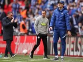 Internationaler Fußball: Leicester verdirbt Tuchels Pokaltraum