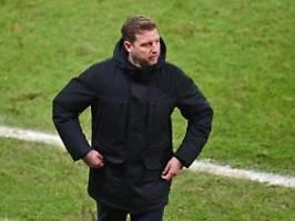klub-legende schaaf übernimmt: werder bremen feuert trainer kohfeldt