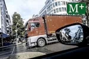 Mobilität: Berliner Wirtschaft fordert Pop-Up-Lieferzonen