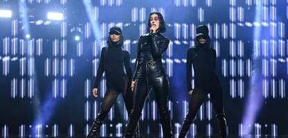 »free esc« bei prosieben: stefan raab spielt eurovision song contest