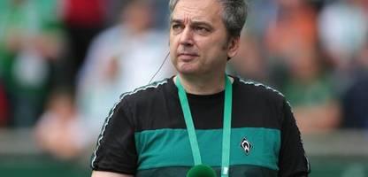 Arnd Zeigler: Stadionsprecher von Werder Bremen meldet sich nach Drohungen von Facebook ab