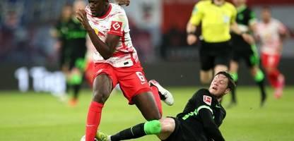 Der VfL Wolfsburg plant für die Champions League, Leipzig ist Vizemeister