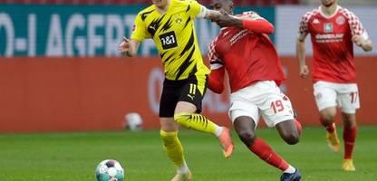 Fußball-Bundesliga: Borussia Dortmund nach Sieg gegen Mainz 05 in der Champions League