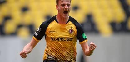 fußball: dynamo dresden kehrt zurück in die zweite liga
