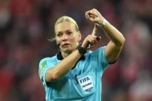Fußball-Ticker: Gräfe bringt Steinhaus als DFB-Präsidentin ins Spiel