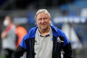 HSV-Liveticker: HSV-Trainer Hrubesch setzt in Osnabrück auf Bewährtes