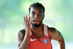 Leichtathletik: Ansah-Peprah knackt Uralt-Rekord über 100 Meter