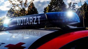 Leipzig: 49-jähriger Mann stirbt in brennendem Auto