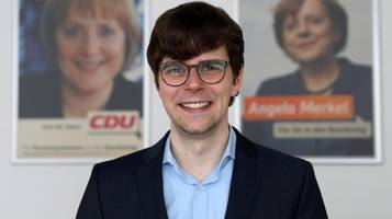 Georg Günther: Er will Angela Merkels Erbe im Heimat-Wahlkreis antreten