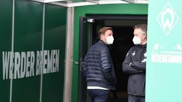 Baumann: Mannschaft hatte Glauben an Kohfeldt verloren