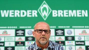 Nach Bremen-Pleite in Augsburg: Werder trennt sich von Trainer Kohfeldt - Schaaf übernimmt