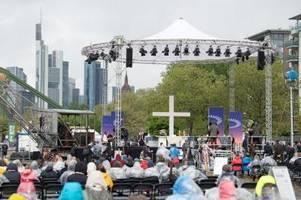 Kirchentag: Wenn Christen über Gegensätze diskutieren