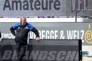 Fußball: Hrubesch streicht Dudziak aus HSV-Kader für Saisonfinale