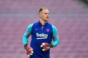 Nationalmannschaft: DFB: Barca-Torwart Marc-André ter Stegen verpasst die EM