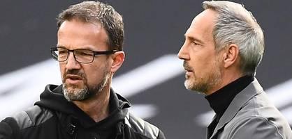 frankfurts klubchef kritisiert hütter und bobic