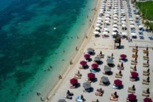 Ferienziel: Griechenland: Urlaubssaison trotz Corona-Pandemie gestartet