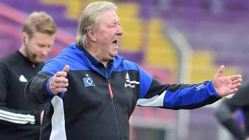 Horst Hrubesch greift beim HSV durch und streicht Jeremy Dudziak aus Kader