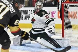 eishockey-profi sturm gewinnt playoff-auftakt mit minnesota