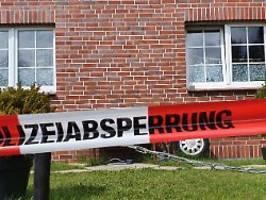 elfjährige nach bluttat vermisst: polizei findet kinderleiche bei bispingen